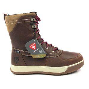 Timberland Tenmile Brown Mid Calf Waterproof Boots
